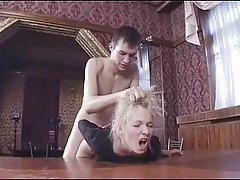 Большие порно фильмы групповая ебля в ресторане