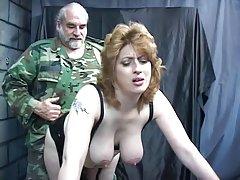 Нож, смотреть порно лесби фаллоимитатор и инструменты заполнить вверх мудак на этой жертвы анального пыток БДСМ