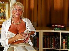 Американская бабушка в порно