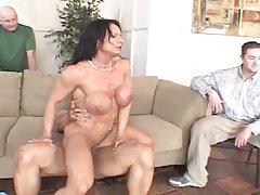 Порно с мускулистыми женщинами, американец голых девушки фото